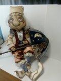 Интерьерная игрушка оле лукое. Фото 1.