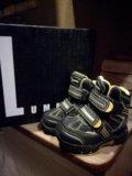 Детские ботинки р.21. Фото 1.