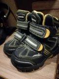 Детские ботинки р.21. Фото 3.