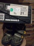 Детские ботинки р.21. Фото 4.