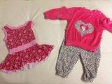 Вещи для девочки до 9 месяцев. Фото 2.