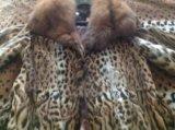 Шикарная шуба с камышового кота. Фото 3.