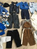 Пакет брендовой одежды на модника от 0 до 3. Фото 3.