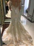 Платье свадебное. Фото 3.