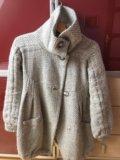 Пальто шерсть. Фото 1.