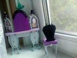Туалетный столик для кукол,б/у. Фото 3.
