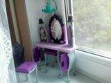 Туалетный столик для кукол,б/у. Фото 2.