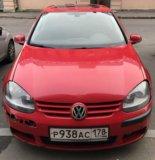 Volkswagen golf v. Фото 2.