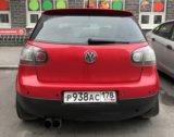 Volkswagen golf v. Фото 4.
