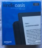 Электронная книга amazon kindle oasis. Фото 1.