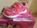 Кроссовки для девочки. Фото 1.
