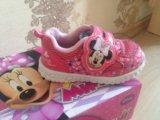 Кроссовки для девочки. Фото 2.