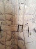 Куртка зимняя на пуху 48р. Фото 2.
