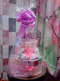 Подарки из подгузников. Фото 2.