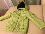 Куртка детская весна/осень. Фото 1.