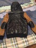 Куртка осенняя на мальчика. Фото 2.