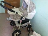 Детская коляск teddy giovany 3 в 1. Фото 2.