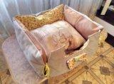 Лежак для домашних питомцев. Фото 1.