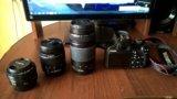 Canon eos 1100d + 2 обьектива. Фото 1.