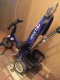 Велосипед детский 3- колесный. Фото 1.
