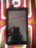 Продаю планшет все работает кроме экрана. Фото 1.