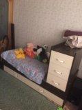 Кровать-трансформер. Фото 3.