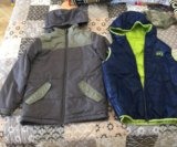 Жилетки и куртки на мальчика. Фото 1.