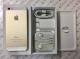 Apple iphone 5s 32gb gold, гарантия. Фото 3.