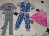 Одежда на девочку на 2-3 года. Фото 1.