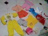 Одежда на девочку на 2-3 года. Фото 2.