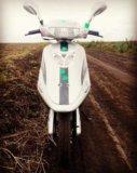 Скутер новый. Фото 1.