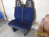 Сидение iveco deyli. Фото 2.