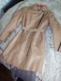 Кож пальто. Фото 1.