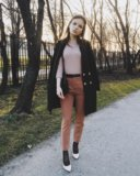 Удлиненный пиджак-платье chic. Фото 4.