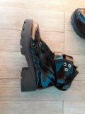 Ботинки осенние. Фото 4.