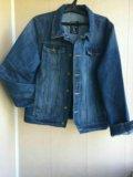 Новая джинсовая куртка. Фото 1.