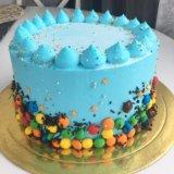 Бисквитный торт. Фото 2.