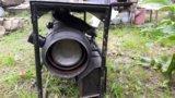 Отопитель вентеляционный 95. Фото 3.