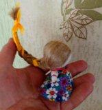 Оберег на счастье - народная кукла тверской облас. Фото 1.