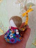 Оберег на счастье - народная кукла тверской облас. Фото 3.