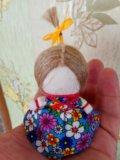 Оберег на счастье - народная кукла тверской облас. Фото 4.