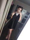 Платье со шнуровкой. Фото 2.