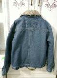 Мужская джинсовая куртка. Фото 2.