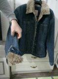 Мужская джинсовая куртка. Фото 3.