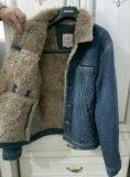 Мужская джинсовая куртка. Фото 4.