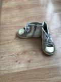Ботинки для девочки. Фото 3.