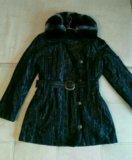 Пальто женское новое на меху. Фото 1.