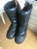 Армейские ботинки для зимы -50. Фото 1.