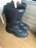 Армейские ботинки для зимы -50. Фото 4.