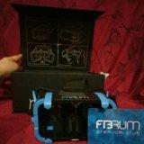 Очки виртуальной реальности fibrum. Фото 1.